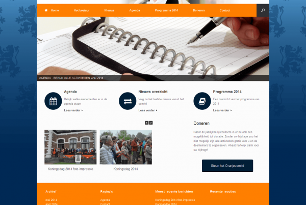 website-oranjecomitekollum